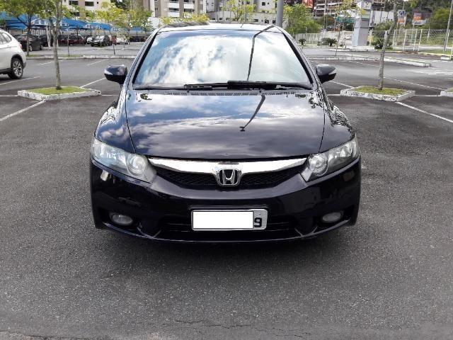 Honda New Civic EXS Automático -Top de Linha - Ano 2009! - Foto 9