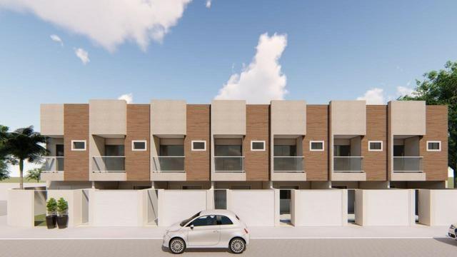 Casa duplex de 02 quartos no Três Barras - Foto 2
