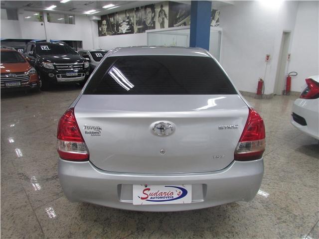 Toyota Etios 1.5 x sedan 16v flex 4p manual - Foto 5