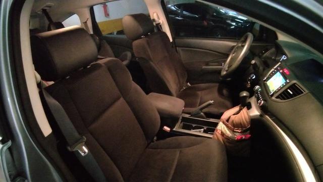 Honda cr-v - Crv - suv - dvd - pneus novos - vender rapido ipva quitado 57 mil - Foto 12