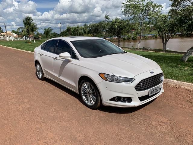 Ford Fusion Titanium AWD 15/15