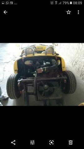 Porsche Spyder mod 1955 réplica do 2009 - Foto 5