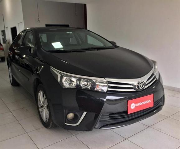 Toyota Corolla GLi Upper 1.8 Flex 16V Aut. Gnv 5 geração
