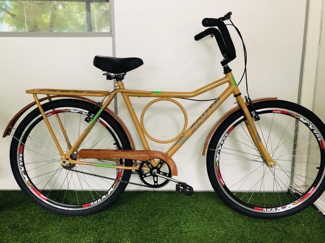 Gostou? Quem sabe vc da sua bike usada como parte de pagamento? - Foto 5