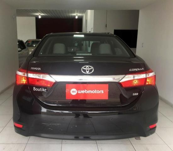 Toyota - Corolla GLi Upper 2017 GNV - Foto 4