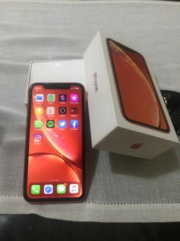 IPhone XR 64gb Coral, estado de novo