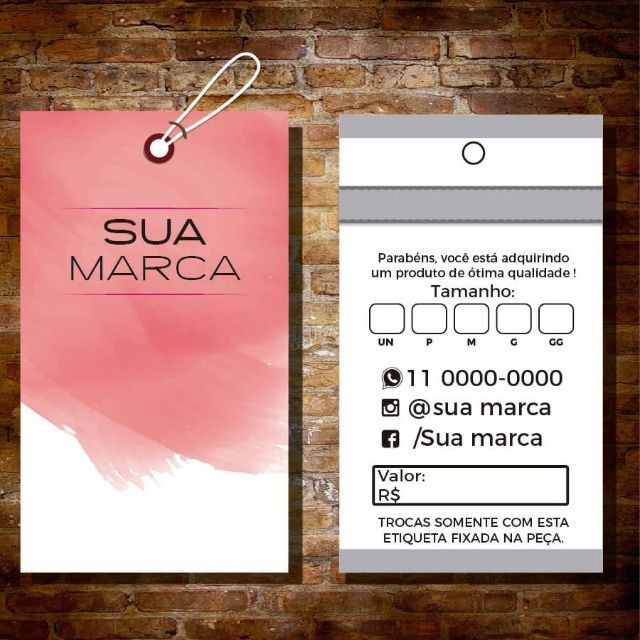 Tags e etiquetas - Foto 2