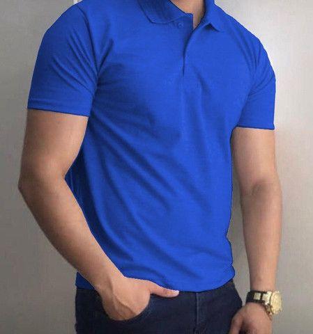 Camisas polo unissex - Foto 3