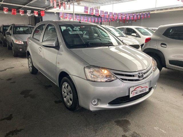 Toyota - Etios X 1.3 Flex- 2014