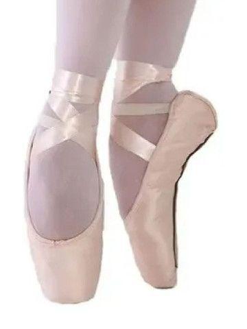 Sapatilha Ponta Partner Box Capezio Ballet