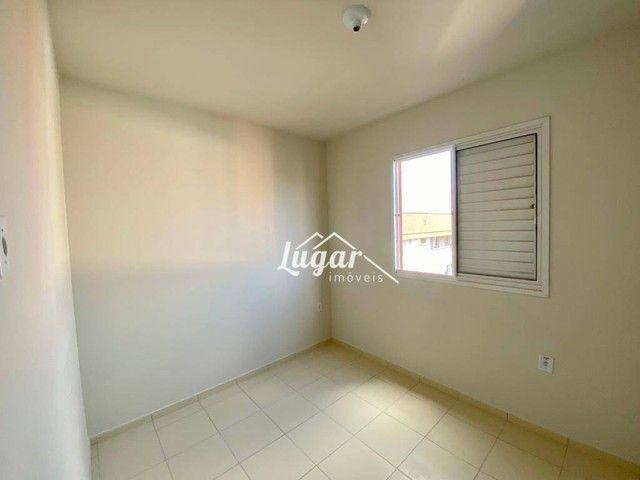 Apartamento com 2 dormitórios para alugar por R$ 900,00/mês - Jardim Morumbi - Marília/SP - Foto 8