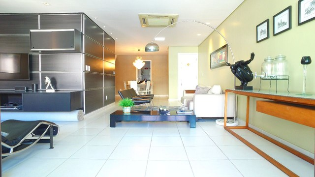 Apartamento Cobertura com 4 Suítes, 4 Vagas com 368 m² na Jatiúca em Maceió - Foto 7