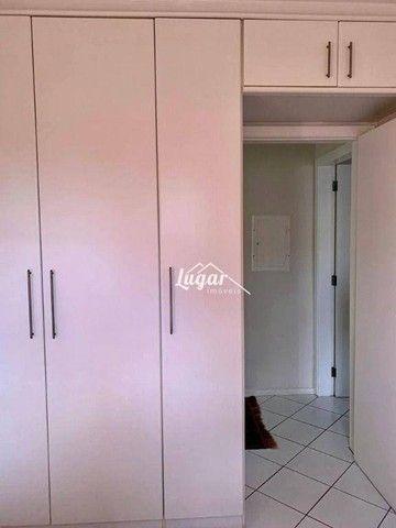Apartamento com 2 dormitórios à venda, 70 m² por R$ 340.000,00 - Boa Vista - Marília/SP - Foto 4