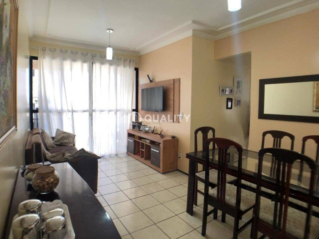 Apartamento no Montese com 3 dormitórios à venda, 65 m² por R$ 245.000 - Foto 2