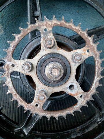 Roda traseira twister - Foto 4