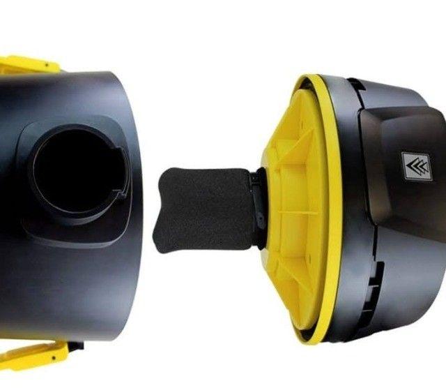 Aspirador de pó e líquido 15 litros 1250wts NT 585 Basic da Karcher - Foto 5