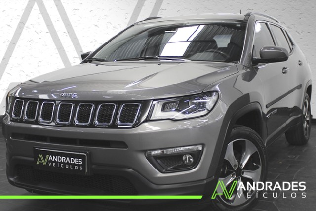 Jeep Compass Longitude Flex 4X2 Automatico 2018