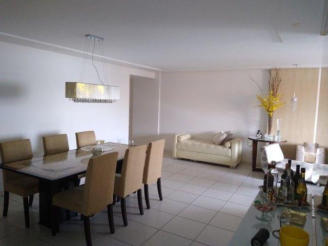 Apto 120m² na Ponta Verde 3 quartos DCE área de lazer completa por 750mil !! - Foto 3