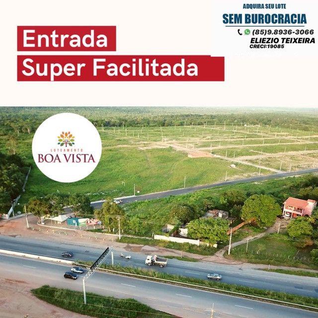 Loteamento às margens da BR-116, 10 min de Fortaleza! - Foto 9