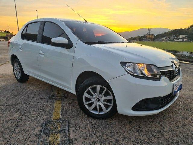 Renault Logan 1.6 8v - Flex - Ano 2016