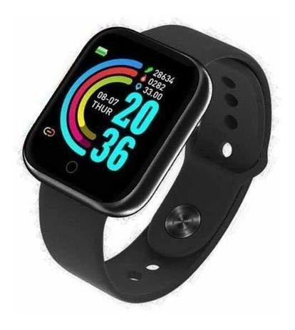Smartwhatch D20 - Relógio inteligente - Foto 4