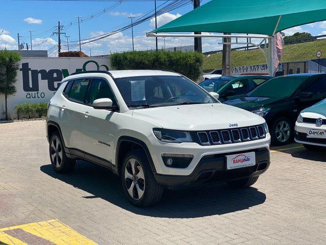 Jeep Compass Longitude 4x4 Diesel 2017 - Foto 3