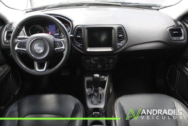 Jeep Compass Longitude Flex 4X2 Automatico 2018 - Foto 8