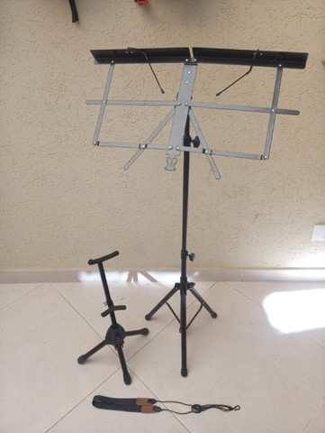 Imperdível, para levar ja...saxofone + kit completo de acessórios  - Foto 3