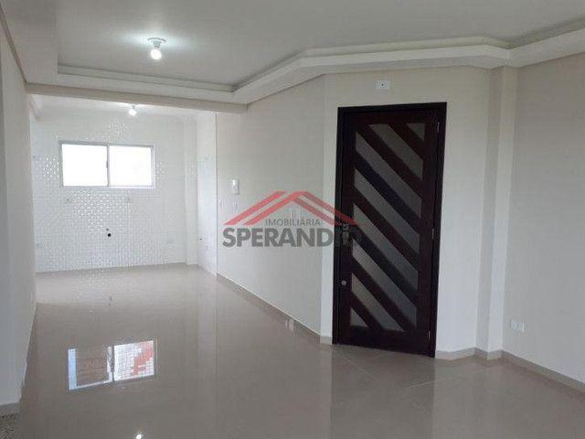 Apartamento térreo, FRENTE MAR em condomínio - Com 01 suíte + 02 quartos - Foto 6