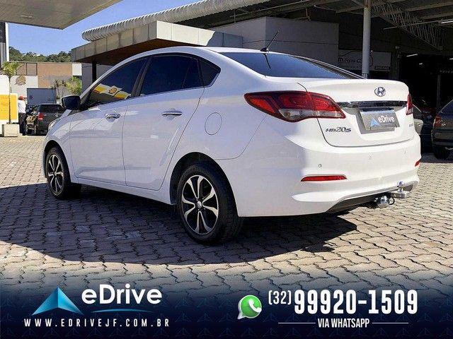 Hyundai HB20S Premium 1.6 Flex Aut. - 1 Ano de Garantia - IPVA 2021 Pago - Completo - 2018 - Foto 5