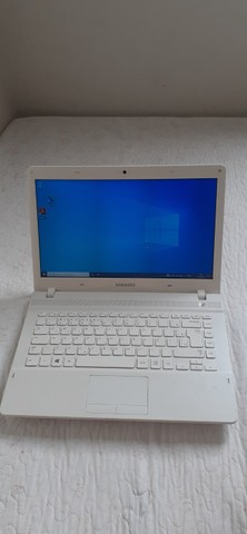 Vende notebook samsung branco - Foto 2