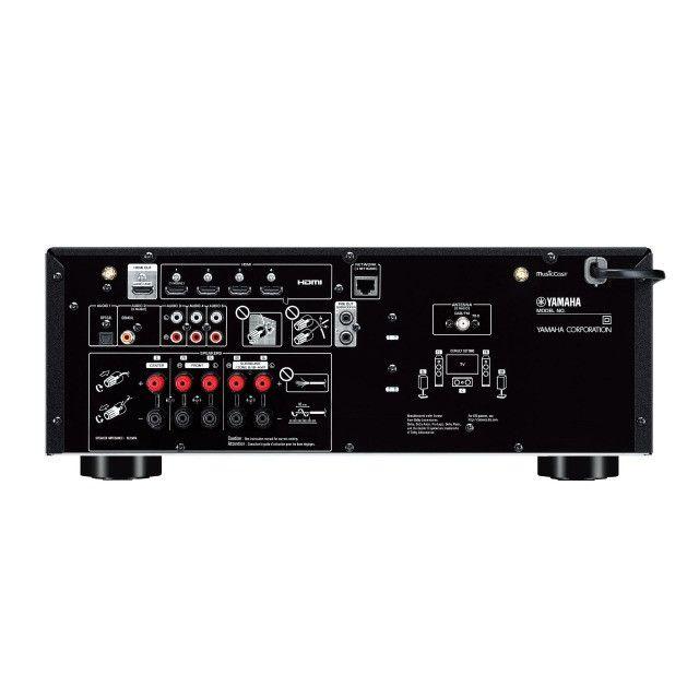 Receiver Yamaha RX-V4A 5,2 canais com HDMI 4K e MusicCast (encomenda) - Foto 2