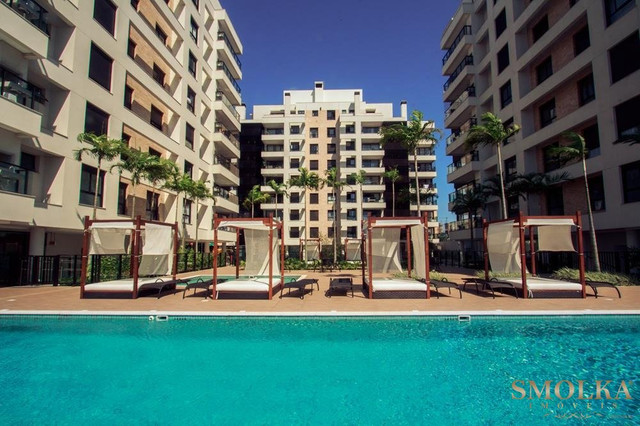 Apartamento à venda com 3 dormitórios em Balneário, Florianópolis cod:11612 - Foto 2