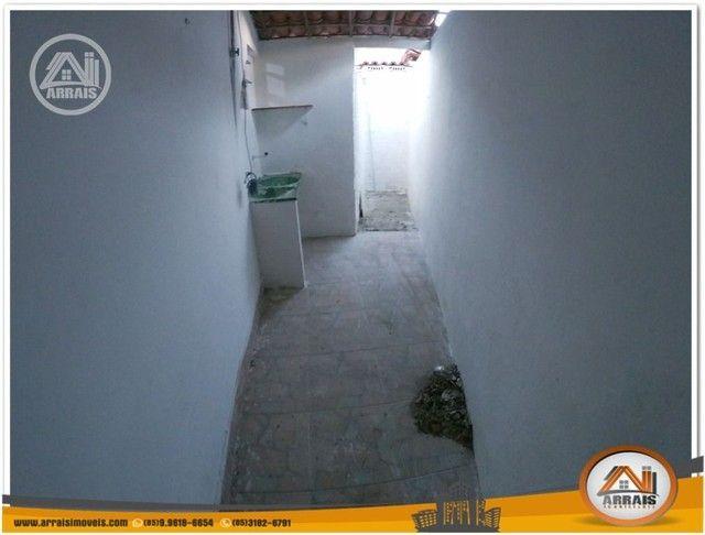 Casa com 3 dormitórios para alugar, 90 m² por R$ 900,00/mês - Vila União - Fortaleza/CE - Foto 13