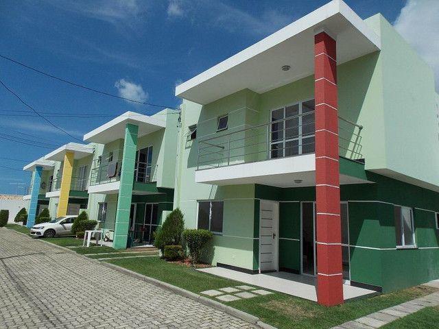 Excelente Casa Duplex de 04 suítes com Closet em condomínio fechado - Pitangueiras- Lauro  - Foto 2