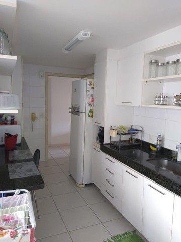 Apto 120m² na Ponta Verde 3 quartos DCE área de lazer completa por 750mil !! - Foto 7