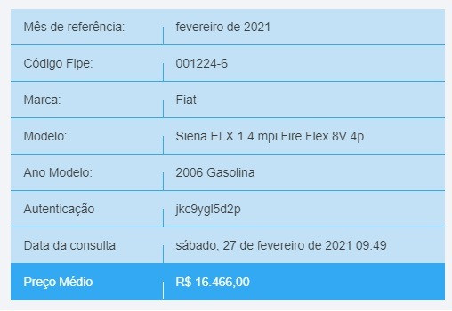 siena elx 1.4 flex 8v 4 portas - Foto 6