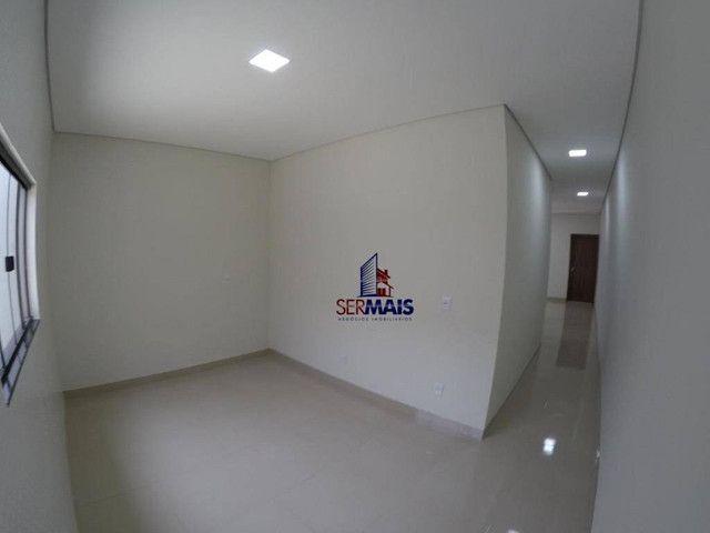 Casa com 2 dormitórios à venda, 70 m² por R$ 170.000,00 - Colina Park I - Ji-Paraná/RO - Foto 3