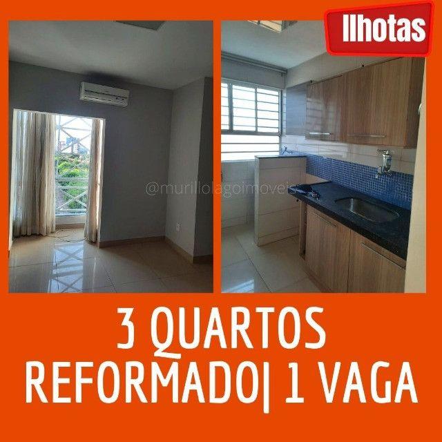 Apartamento venda 50m² 3 quartos, porcelanato, no bairro Ilhotas em Teresina- Piauí
