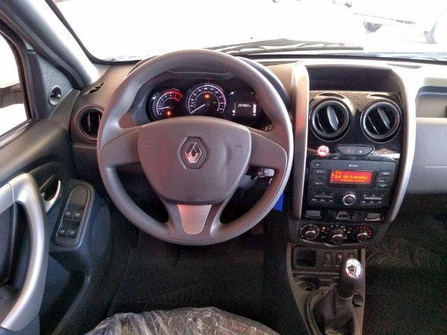 Renault duster 1.6 16v sce flex expression manual - Foto 7