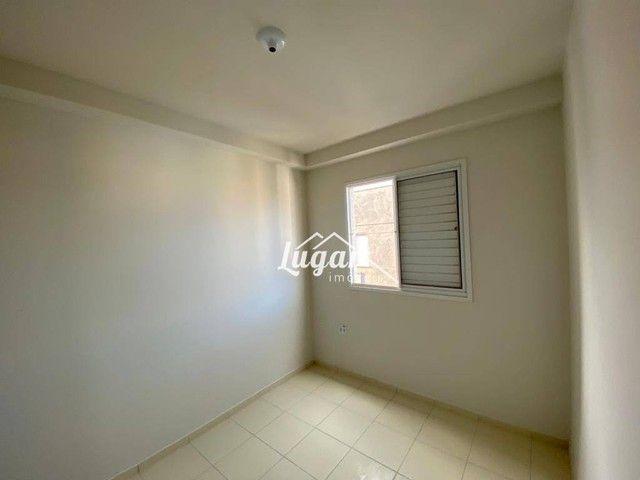 Apartamento com 2 dormitórios para alugar por R$ 900,00/mês - Jardim Morumbi - Marília/SP - Foto 6