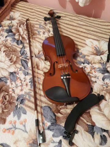 Violino 4/4 por R$300 - Foto 3