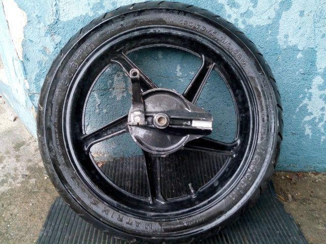 Roda traseira twister - Foto 7
