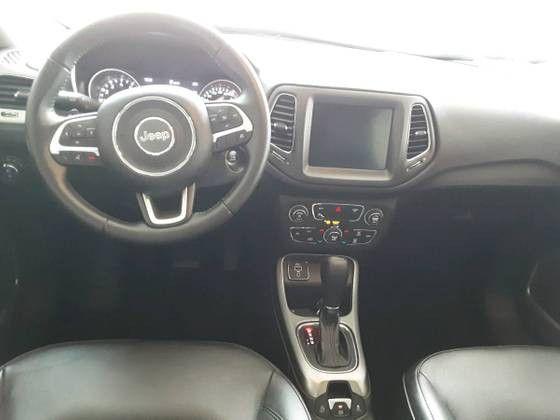 COMPASS 2019/2020 2.0 16V FLEX LONGITUDE AUTOMÁTICO - Foto 4