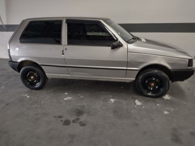 Fiat uno 2000 prata Ac. Auto maior valor - Foto 2
