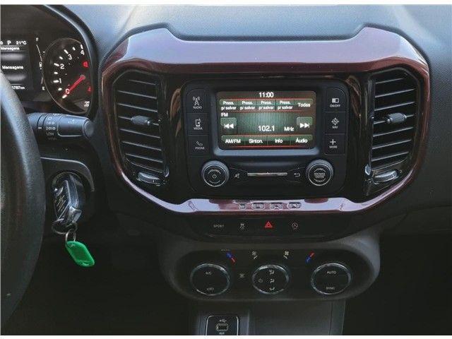 Fiat Toro 2018 1.8 16v evo flex freedom automático - Foto 9