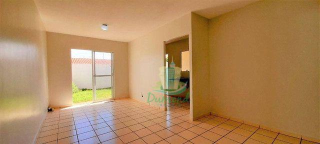 Casa com 3 dormitórios para alugar, 68 m² por R$ 1.800,00/mês - Condominio Residencial Ter - Foto 5