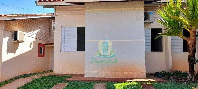 Casa com 3 dormitórios para alugar, 68 m² por R$ 1.800,00/mês - Condominio Residencial Ter - Foto 2