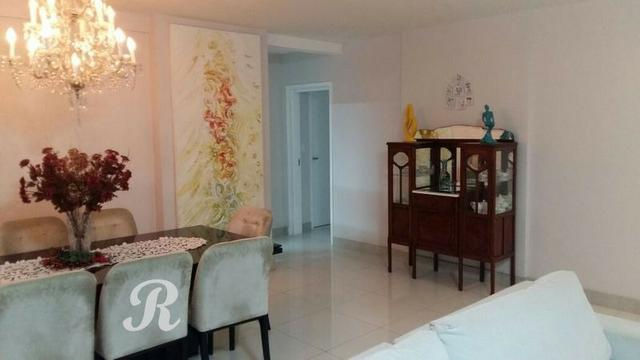 Excelente apartamento sombra 3/4 2 suíte DCE varanda gourmet 158 m² localizado na Treze de