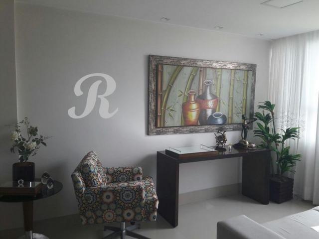 Lindo apartamento no Grageru 3/4 1 suíte Condomínio Aquários andar auto